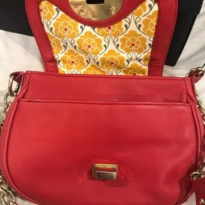 Great condition Emma fox leather crossbody bag
